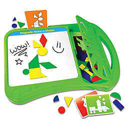The Learning Journey Magnetic Make A Shape Board