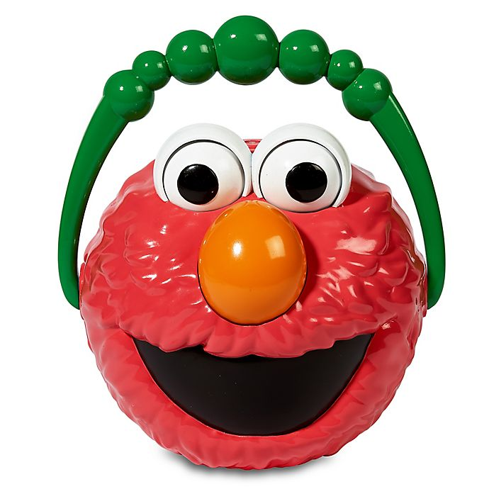 Alternate image 1 for Sesame Street® Giggle-N-Bubble Elmo