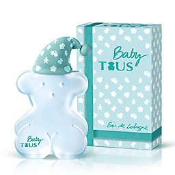 Tous® 3.4 oz. Eau de Cologne Baby Fragrance in Aqua