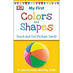 Penguin Random House My 1st Touch & Feel Colors & Shapes Picture Cards