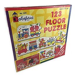 Colorforms® 10-Piece 123 Floor Puzzle