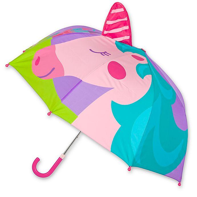 Alternate image 1 for Stephen Joseph® Unicorn Pop-Up Umbrella