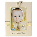 Precious Moments®  Love You Tons  Elephant 4-Inch x 6-Inch Picture Frame