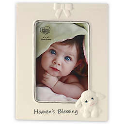 Precious Moments® Heaven's Blessings Lamb 4-Inch x 6-Inch Picture Frame