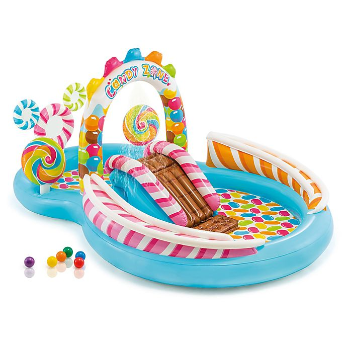 Alternate image 1 for Intex® Candy Zone Splash Pool Activity Center