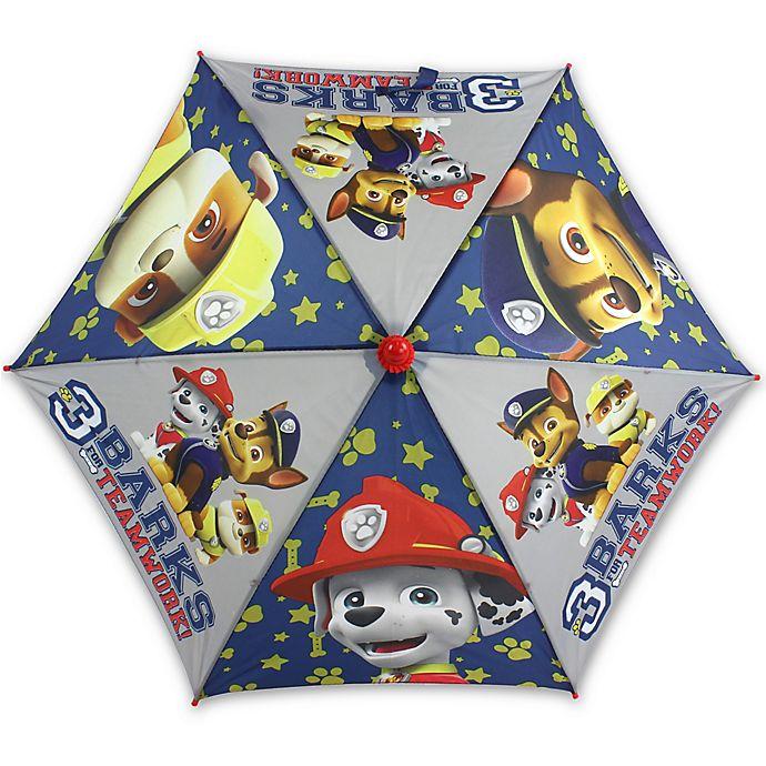 Alternate image 1 for Nickelodeon™ Paw Patrol™ Umbrella in Blue