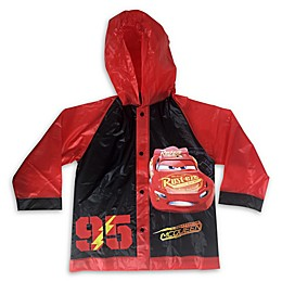 Nickelodeon® Size 2T-4T Cars Rain Slicker in Red