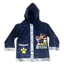 Nickelodeon® Size 2T-4T PAW Patrol™ Rain Slicker in Blue