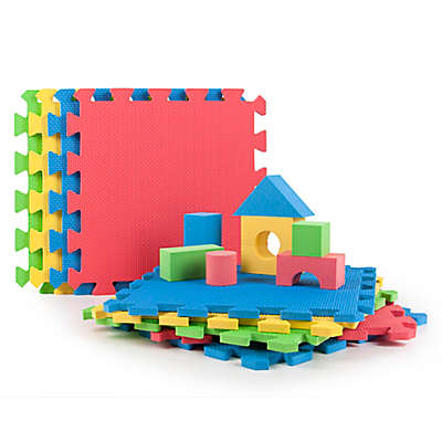 Tadpoles™ 9-Piece Play Mat with Blocks