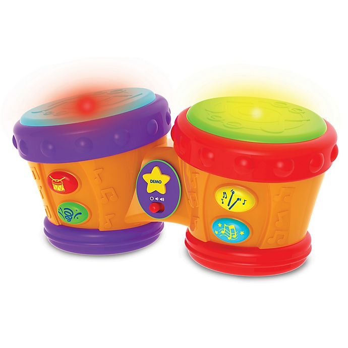 Alternate image 1 for The Learning Journey Little Baby Bongo Drums