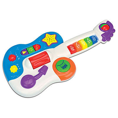 The Learning Journey Little Rock Star Guitar