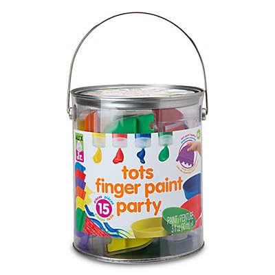 ALEX Jr. Tots Finger Paint Party