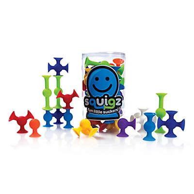 Fat Brain Toys® 24-Piece Squigz Starter Set