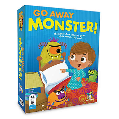 Gamewright Go Away Monster! Game