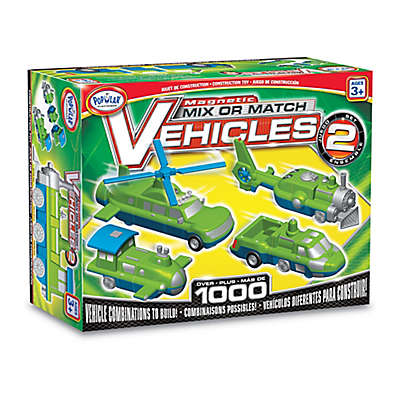 Popular Playthings Mix or Match Vehicles Set #2