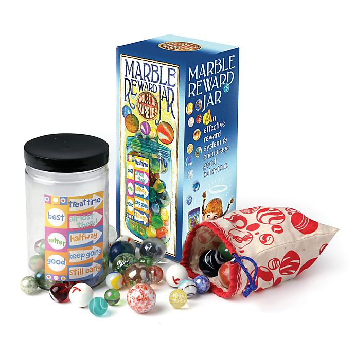 Alternate image 1 for House of Marbles Reward Jar