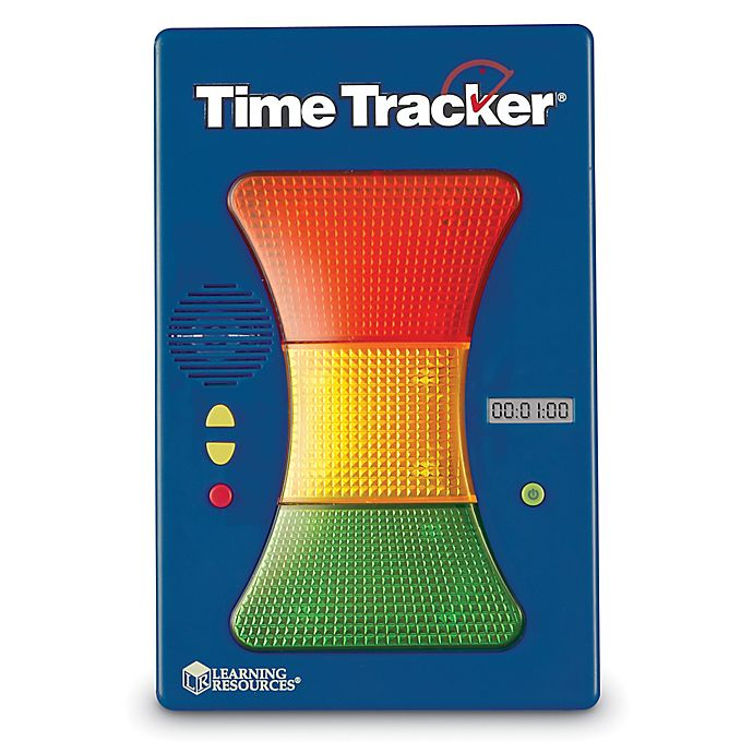 Alternate image 1 for Learning Resources® Magnetic Time Tracker®