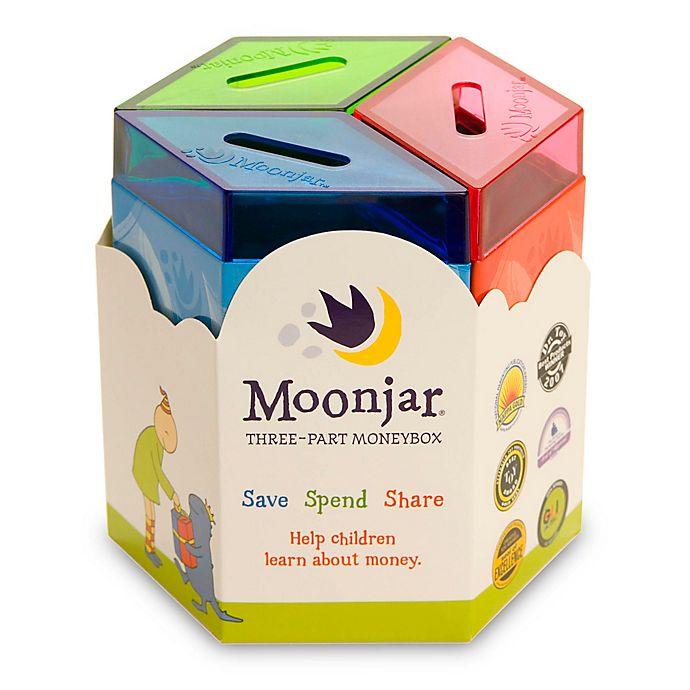 Alternate image 1 for Moonjar Classic Moneybox