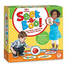 Mindware® Seek-a-Boo! Memory Game