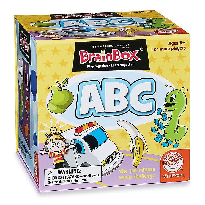 Alternate image 1 for MindWare BrainBox: ABC