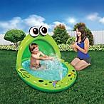 Banzai Spray-N-Play Froggy Pool