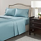 Madison Park 600-Thread-Count Cotton King Sheet Set in Blue