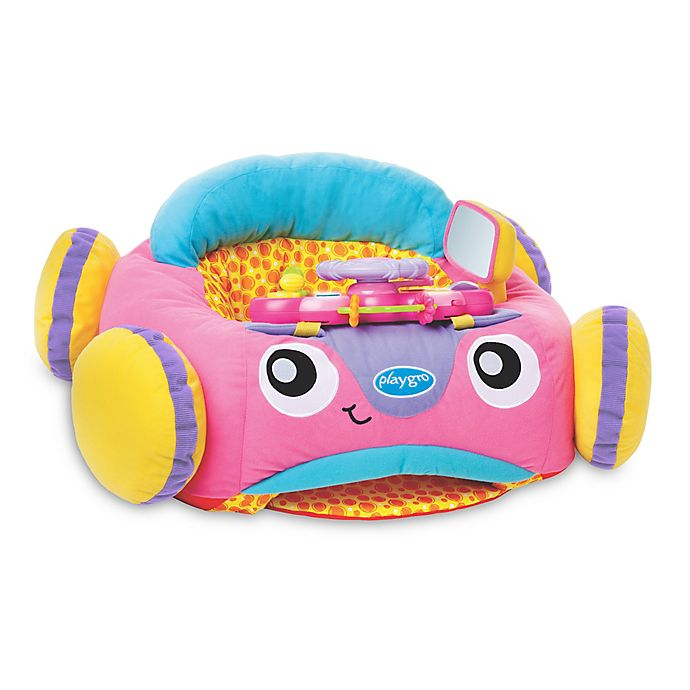 Alternate image 1 for Playgro™ Music and Lights Comfy Car in Pink