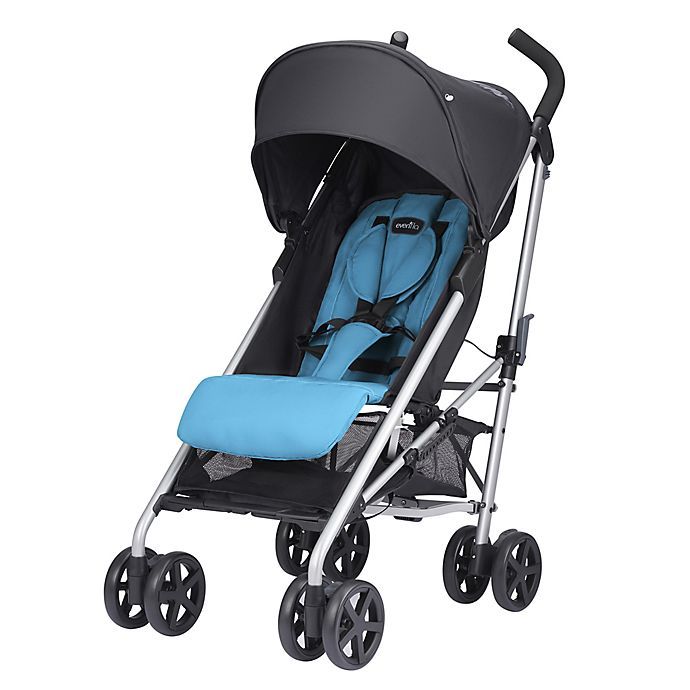 Alternate image 1 for Evenflo® Minno Stroller