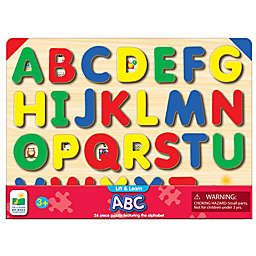 The Learning Journey Lift & Learn ABC Puzzle