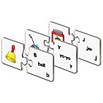The Learning Journey Match It!® ABCs Puzzle Cards