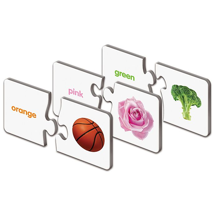 Alternate image 1 for The Learning Journey Match It!® Colors Puzzle Cards