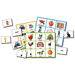 The Learning Journey Match It!® Farm Bingo Game