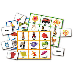 The Learning Journey Match It!® Picture Word Bingo Game