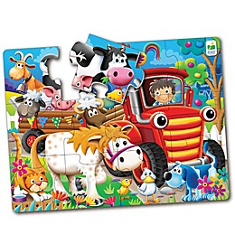 The Learning Journey Farm Friends My First Big Floor Puzzle