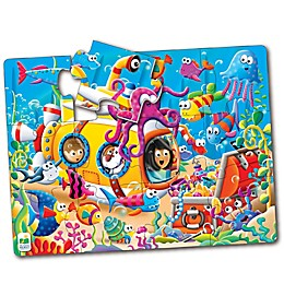 The Learning Journey Ocean Friends My First Big Floor Puzzle