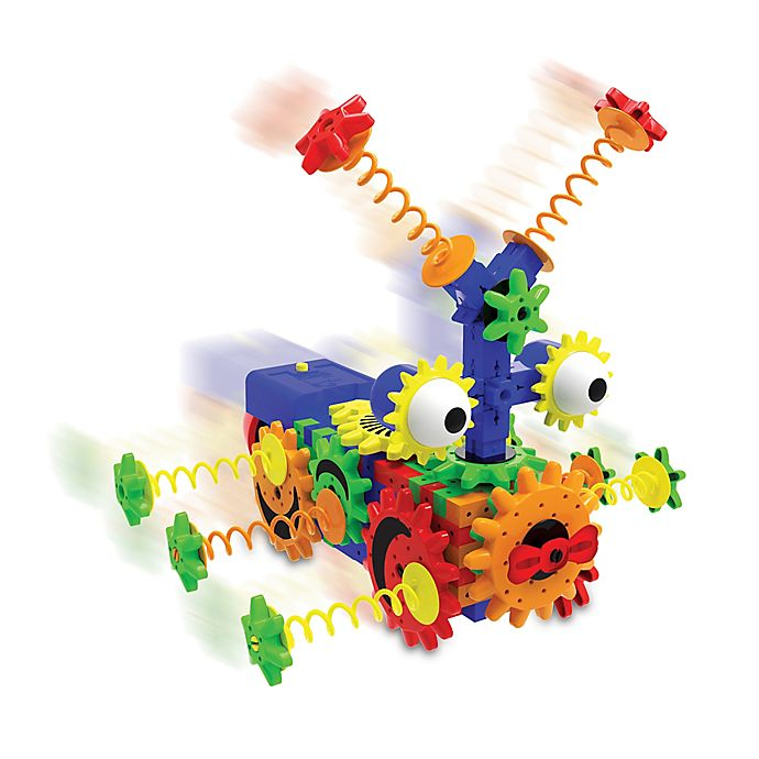 Alternate image 1 for The Learning Journey Techno Gears Bionic Bug 80-Piece Construction Set