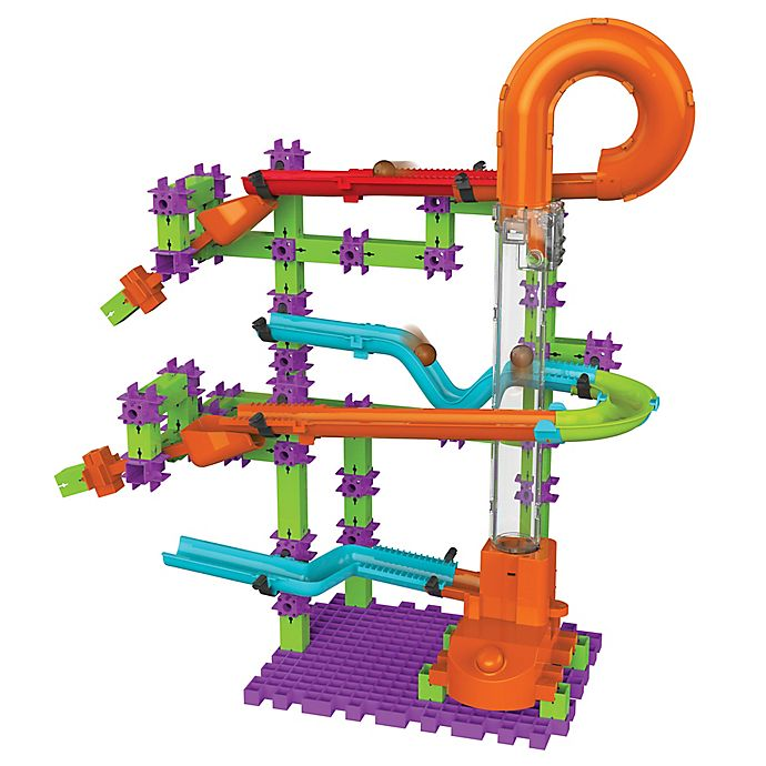 Alternate image 1 for The Learning Journey Techno Gears Marble Mania Catapult