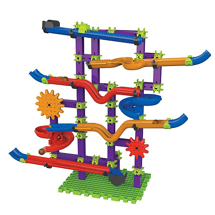Alternate image 1 for The Learning Journey Techno Gears Marble Mania Whirler