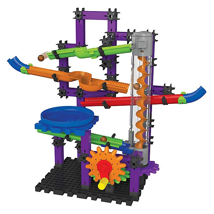 Alternate image 1 for The Learning Journey Techno Gears Marble Mania Zoomerang