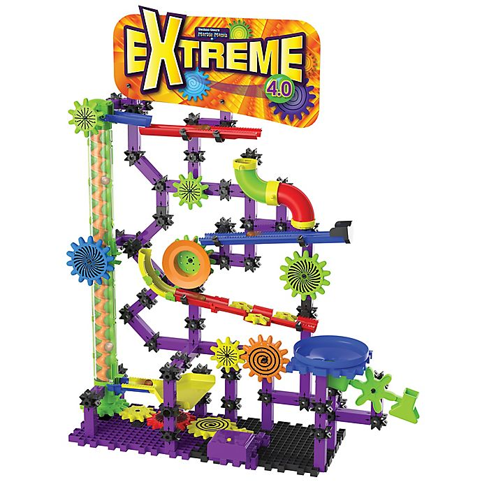 Alternate image 1 for The Learning Journey Techno Gears Marble Mania Extreme 4.0