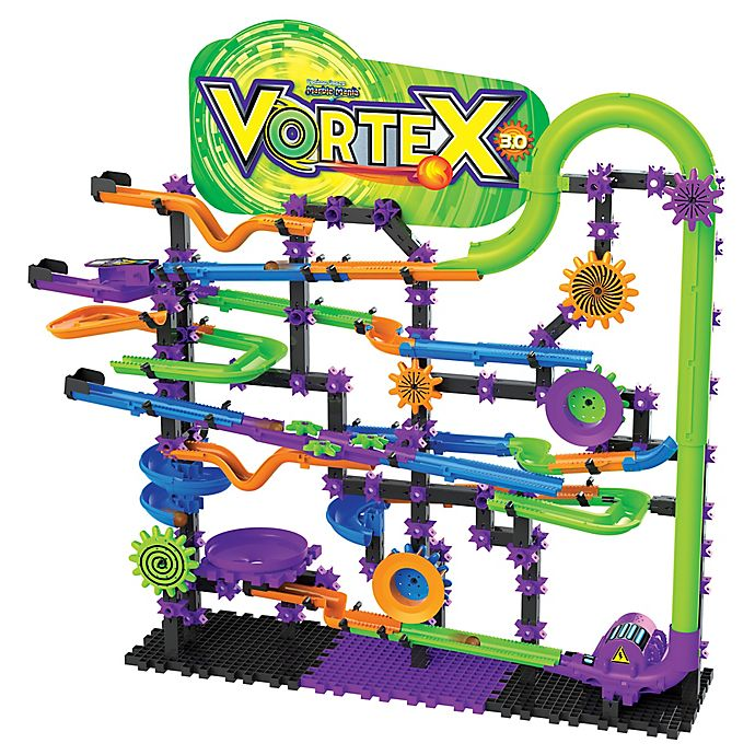 Alternate image 1 for The Learning Journey Techno Gears Marble Mania Vortex 3.0