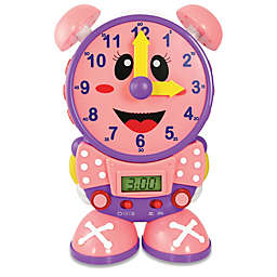 The Learning Journey Telly The Teaching Time Clock in Pink