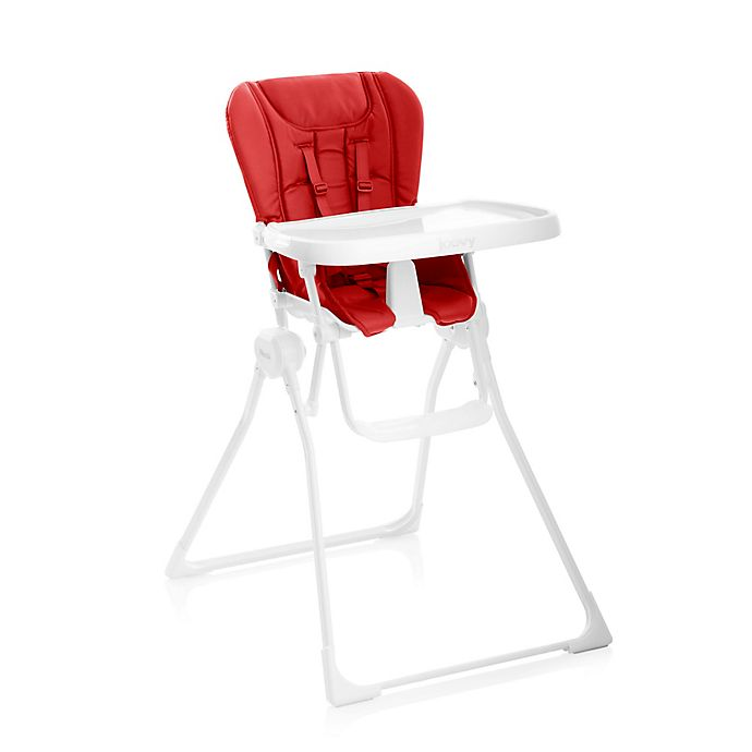 Alternate image 1 for Joovy® Nook™ High Chair in Red