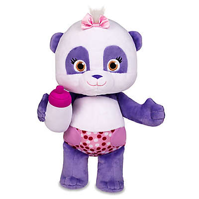 Word Party Snuggle and Play Lulu Plush Toy