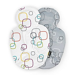 4moms® Newborn Reversible Insert in Grey/White