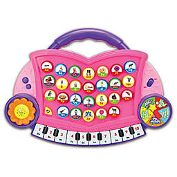 The Learning Journey ABC Melody Maker in Pink