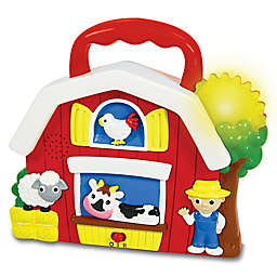 The Learning Journey Old Macdonald's Farm Musical Toy