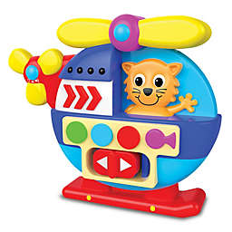 The Learning Journey Early Learning Color Copter Musical Toy
