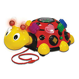 The Learning Journey Funtime Activity Ladybug Pull-Along Toy