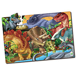 The Learning Journey Dinosaurs Jumbo Floor Puzzle
